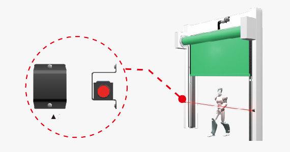 Cửa cuốn siêu tốc PVC