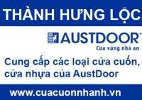 Các loại cửa cuốn Austdoor tại ShowRoom Thành Hưng Lộc