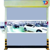 Cửa cuốn nhanh TDOOR/Industrial PVC High Speed Shutter Doors/Fast shutter Door - TDOOR