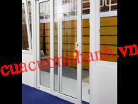 Quy trình sản xuất cửa nhựa uPVC AustDoor