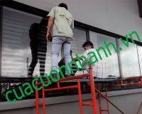 Sửa cửa cuốn ở Đồng Nai
