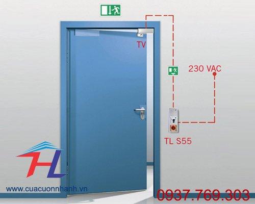 Cửa chống cháy 60 - 90 -120 Phút